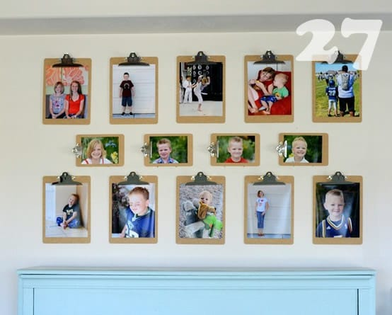 Collage Picture Frames Diy Display Ideas