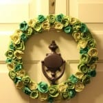 diy-st-patricks-day-wreath-fabric rose