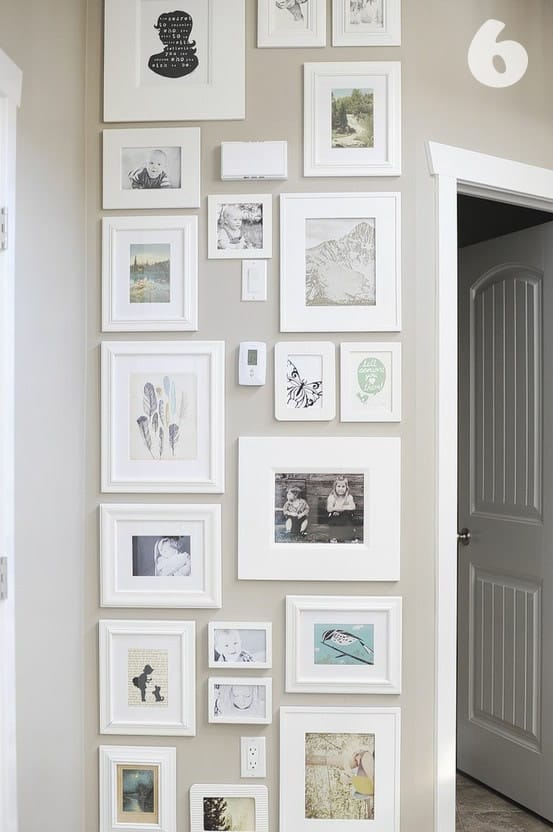 Diy Artphoto Wall Collages Endless Inspiration Picklee