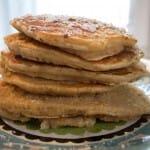 blubber blasting cinnamon pancakes