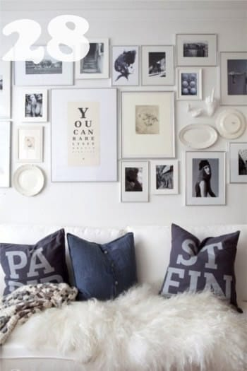 Diy Art Photo Wall Collages Amp Endless Inspiration Picklee