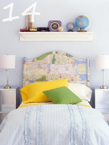 The DIY Headboard Extravaganza {Unique Headboard Inspiration ...