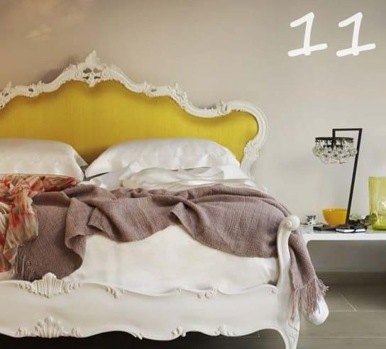 The diy headboard extravaganza unique headboard for Queen anne style bed