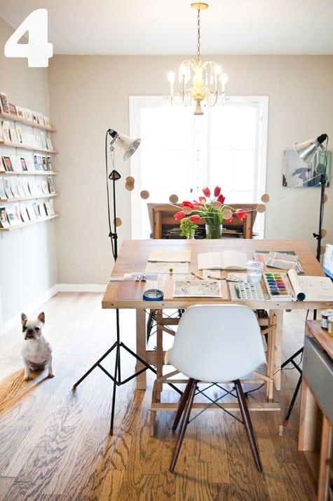 23 Sensational Home Offices