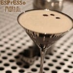 the skinny espresso martini_low calorie