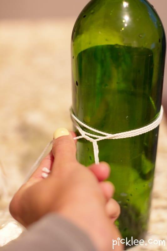 Breaking The Bottle Picklee