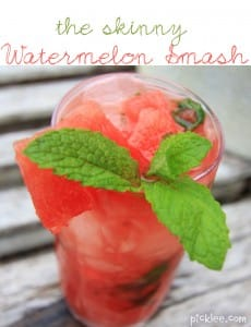 skinny watermelon smash