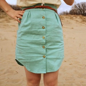 mens dress shirt skirt