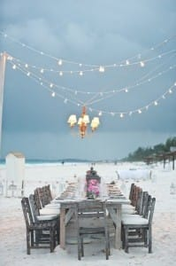 beach party-simple-lights
