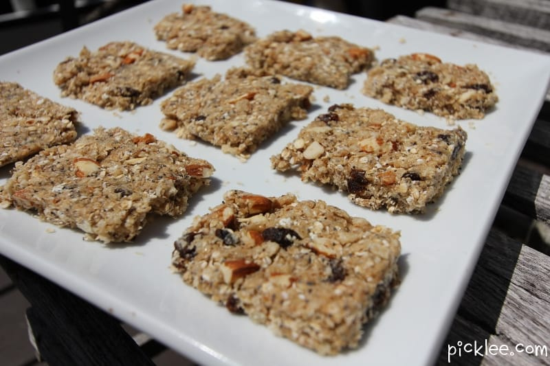 No-Bake Biscoff Granola Bars Recipe — Dishmaps