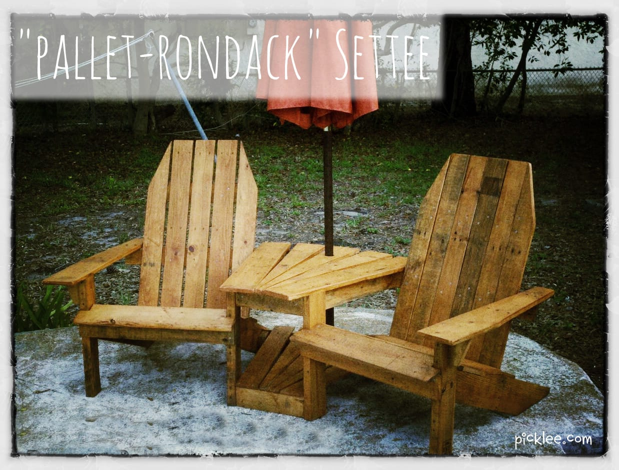 Amazing photo of PDF DIY Adirondack Chair Plans Using Pallets Download 2 story  with #694618 color and 1238x941 pixels