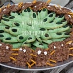 witch fingers and spider rice krispie treats