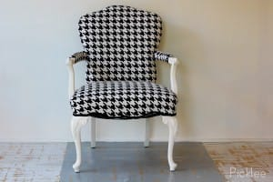 houndstooth-black-white-louis-xv chair7