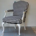 houndstooth chair3