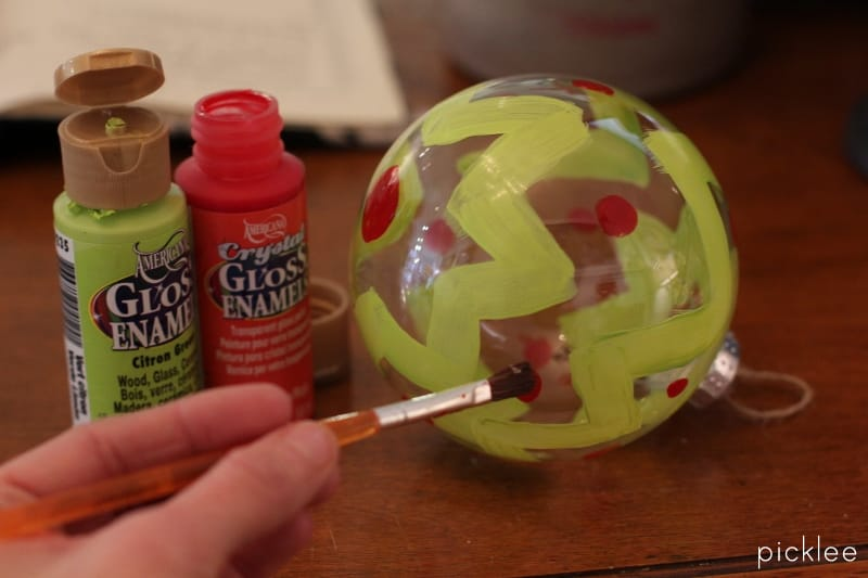 Christmas Bubble Glass Ornaments [diy] - Picklee
