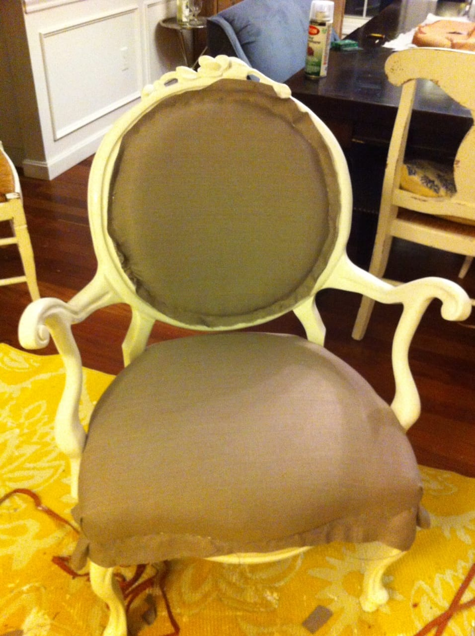 louis chair upholstery9