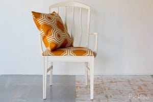 orange chair 3