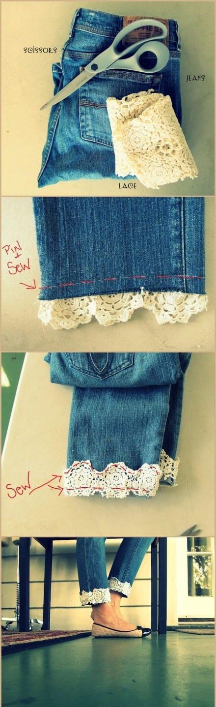 lace-jeans-diy