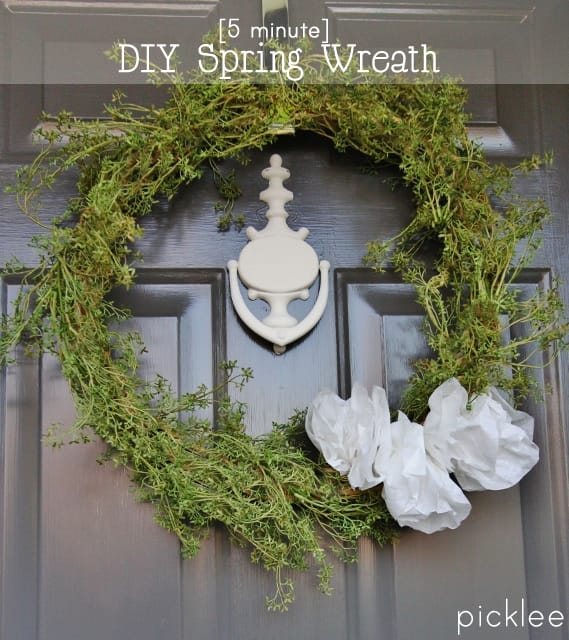 5-minute-diy-spring-wreath