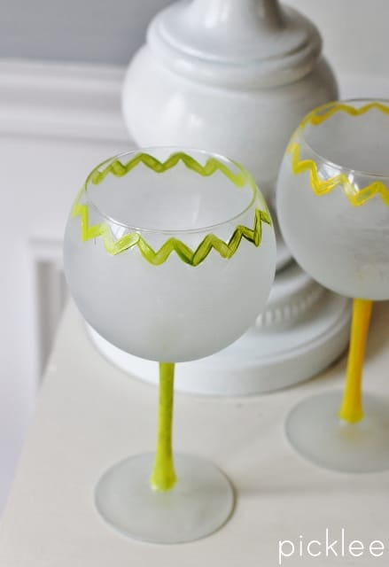 diy-frosted wine glasses-6