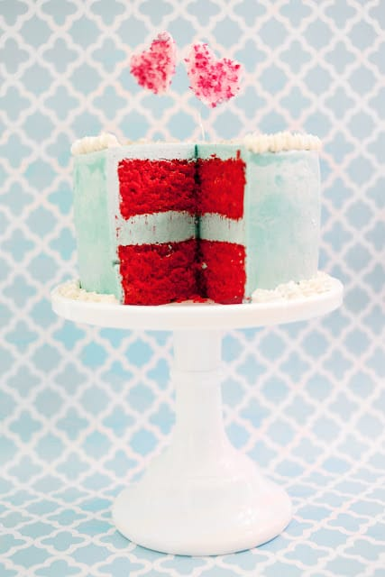 red velvet-forth-july-cake
