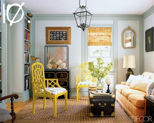 yellow lacquer side chairs-10