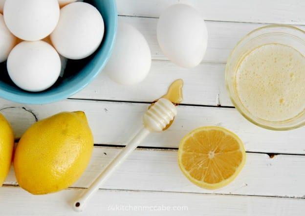 diy skin tightening mask honey lemon