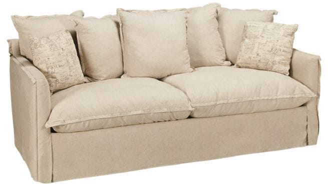 Selecting The Perfect Slipcovered Sofa Inspiration Picklee