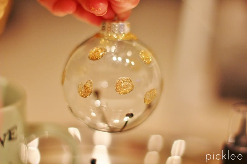 jingle bell ornament diy
