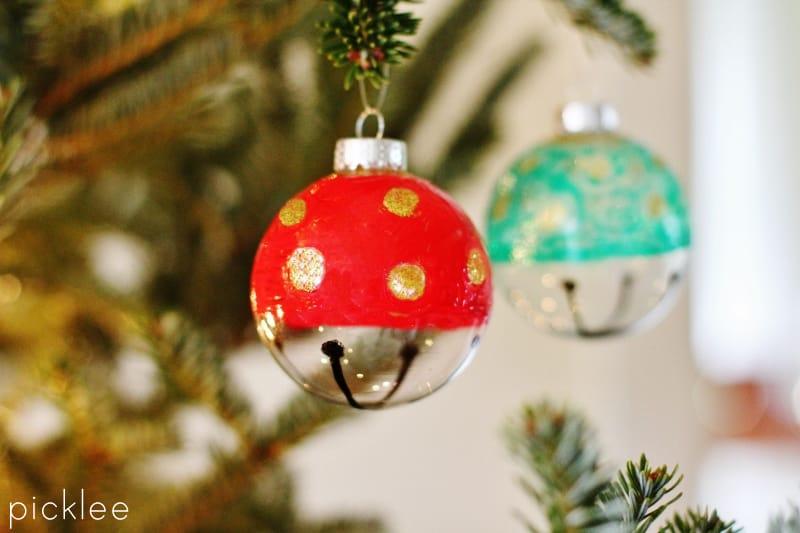 jingle bells ornaments