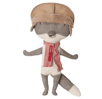 racoon stuffie