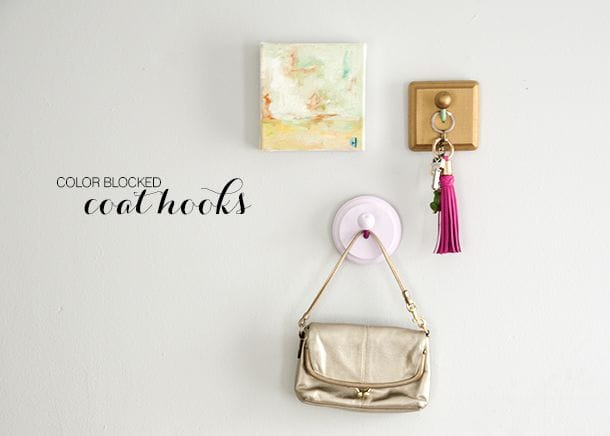 color block hooks