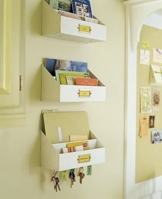 entry mail organizer-hooks