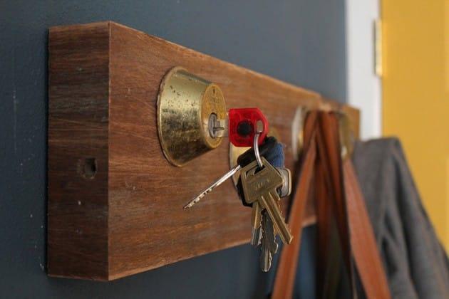 lock and key hook
