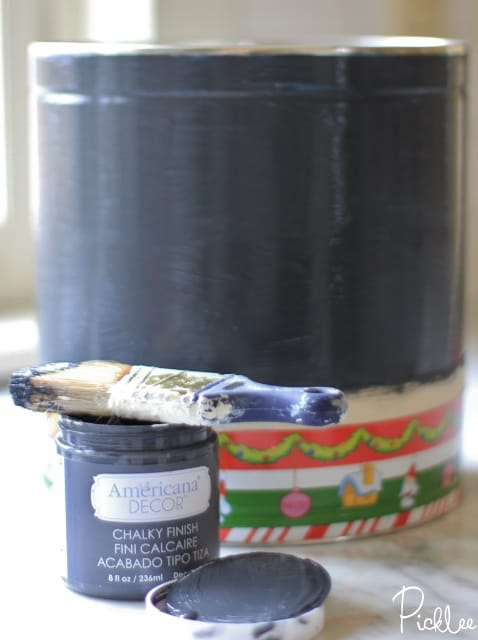 popcorn tin trash can diy5