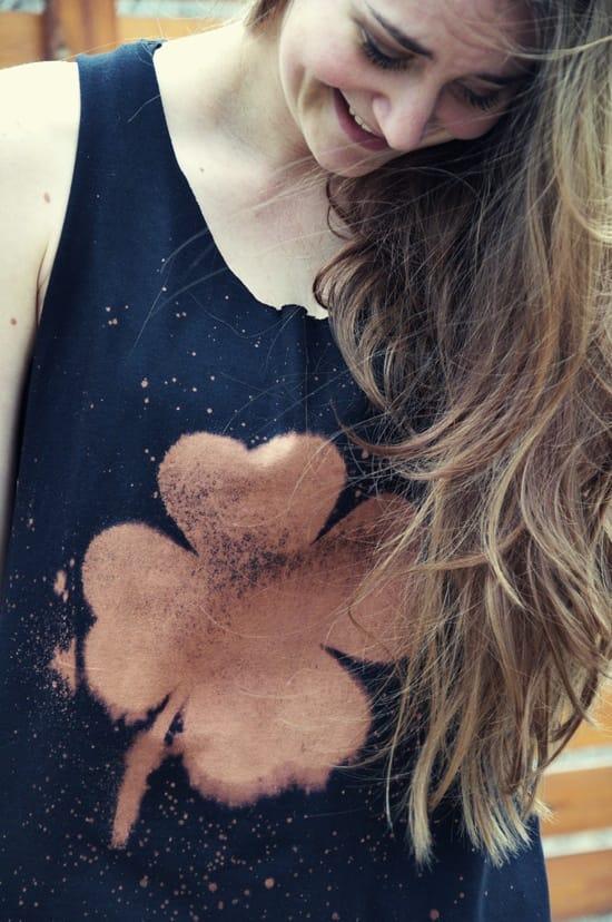 bleach st pattys shirt