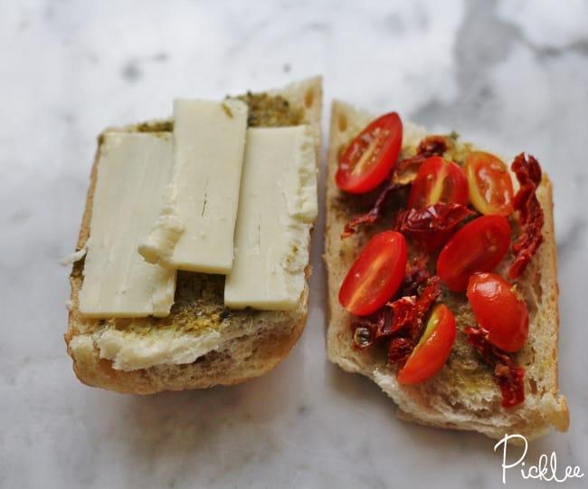 cheddar-pesto-tomato-grilled-cheese