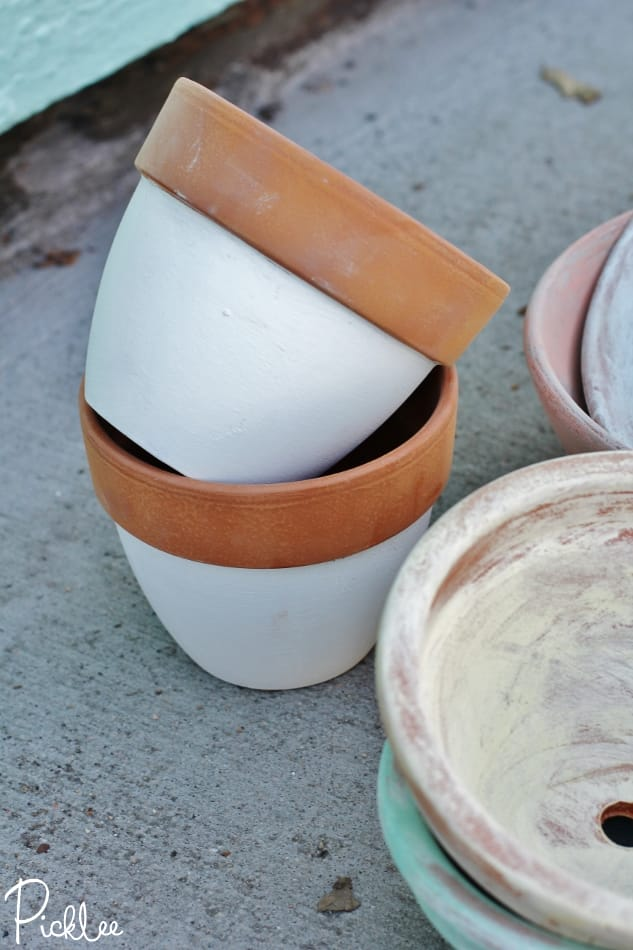 diy terracotta pots-chalk-paint-french-country2
