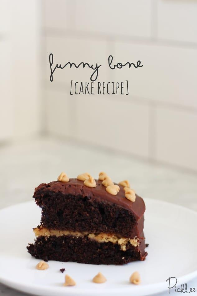 The Funny Bone Cake Recipe Picklee