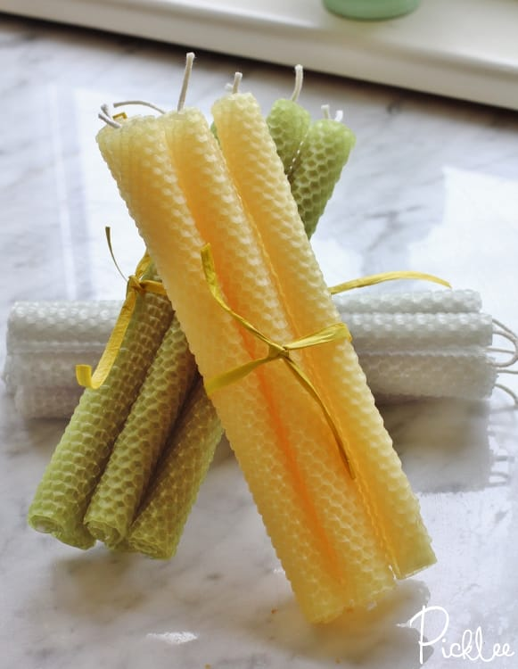 diy-beeswax-taper-candles3
