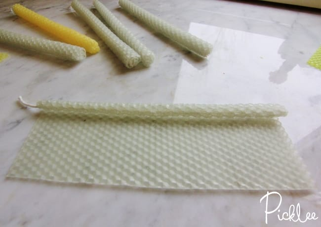 diy-beeswax-taper-candles5