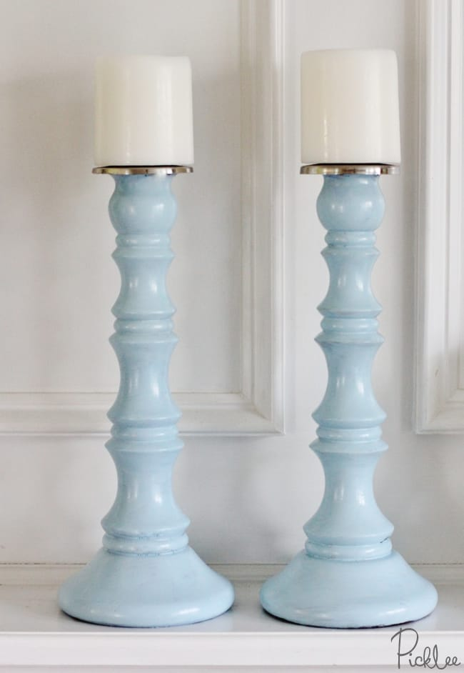 diy candle sticks 3