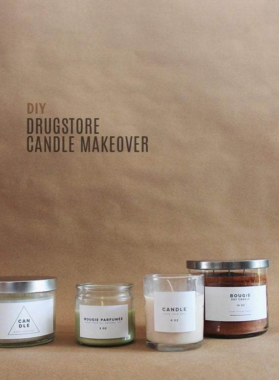 diy-drugstore-candle makeover