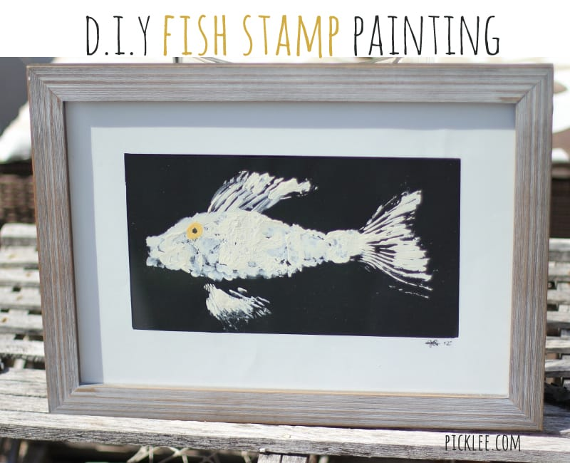 diy-fish-stamp-painting