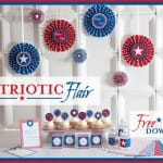 memorial day decor printable