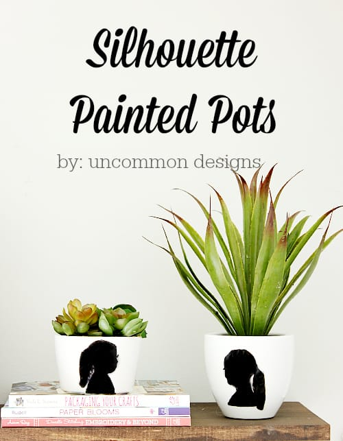 silhouette-painted-pots