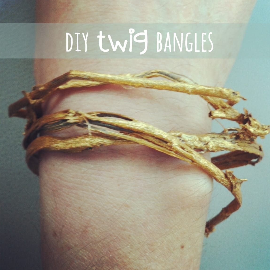twig bangles