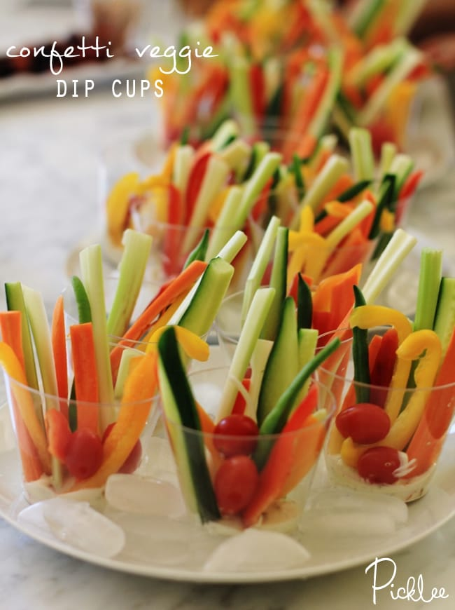 individual-veggie-dip-cups