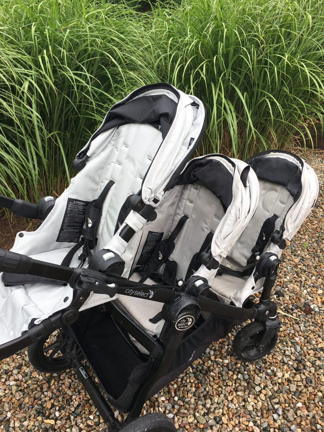 Turn Your City Select into the Best Triple Stroller Ever ...