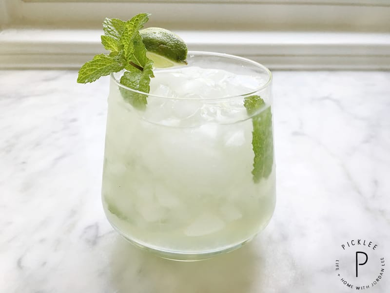 The Margajito Cocktail [the ultimate mint margarita recipe]
